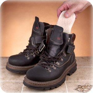 Vložky do bot teplé zastřihávací Bera